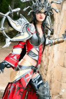 diablo 3 wizard cosplay by SakuraFlamme
