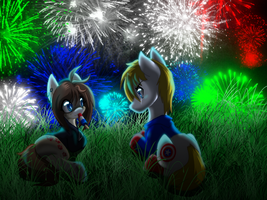 Happy forth of july by ThaMutt