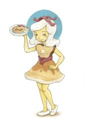 Princess of Breakfasts by mutsy