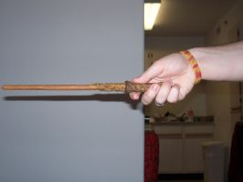 Harry Potter Wand by Jan3090