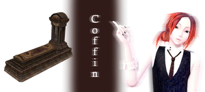 [MMD] Coffin DL by JoanAgnes