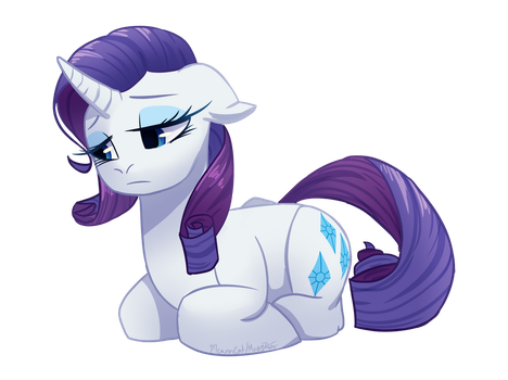 Rarity by MeannCat