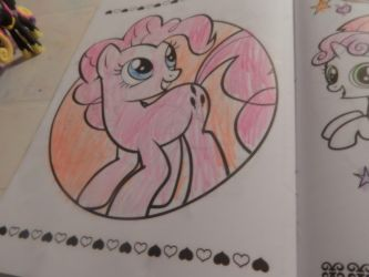 pinkie pie color 4 by flickahorses
