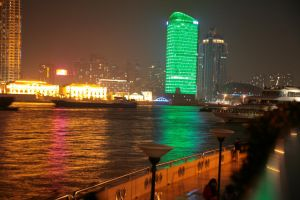 The Bund Green Building Shangh by iSi1ent