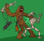Wookie Rage by Haaspodge