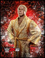 Ric Flair by ThexRealxBanks
