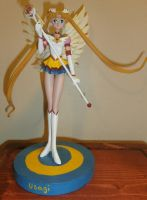 Eternal Sailor Moon by paintingbyjackie