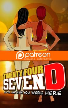 247 Fan Service Chapter! by TheD-Wrek