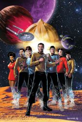 Star Trek Ultimate Edition by michkelleher