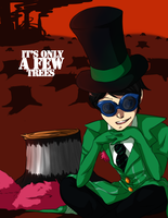 Lorax: Only A Few Trees by SymphKat