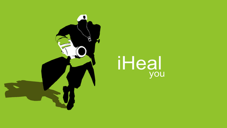 iHeal you - iPod by Shrewbiez