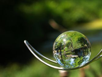 Playing with a Crystal Ball 2 by Thomas61