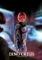 Dino Crisis Continuum by FearEffectInferno