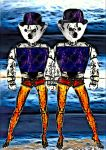 PolarBots Blending in since Ages Ago by lousephyr