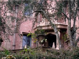 Haunted Mansion Close-up by WDWParksGal-Stock