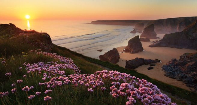 Thift over Bedruthan by Alex37