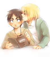 Eremin again by xMits