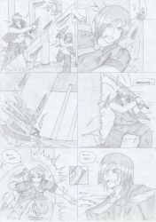 Manga for friend page 5 by XealXephnosse