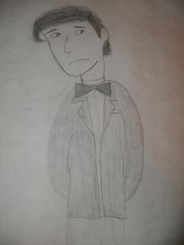 The Eleventh Doctor by C-Squared123