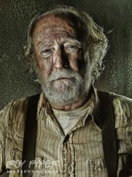 The Walking Dead: Hershel: HDR Re-Edit by nerdboy69