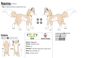Vanessa ref [opin rp and breedabul ] by Tal-the-cat