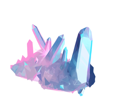 Cristales by Boywithmeese