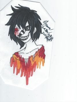First Laughing Jack. by RosemaryPoltergeist