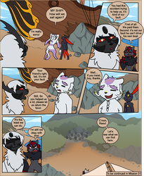 TeamON - Prologue - Page09 by ChibiCorporation