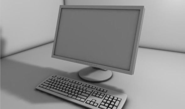 work station 1 by 3Dapple