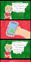[APH COMIC] Whoops by melondramatics