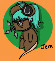 Jem by AnimaloverXD