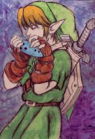 Legend of Zelda Ocarina of Time: Link by Atlus154274
