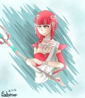 Mipha Gijinka (Breath of the Wild) by pokefighterlp