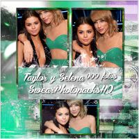 Photopack 30: Taylor Swift y Selena Gomez by SwearPhotopacksHQ