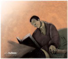 Reading by dhulteen