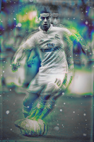 James Rodriguez by MorBarda