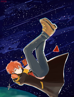 707 space station by chiii-kun