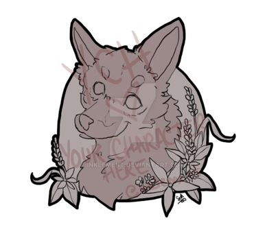 [$6 - 4/4 OPEN] - [YCH-1] - [Spring Flowers!] by Inklement