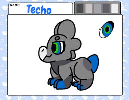 Techno! by Cookie-cat-fally13