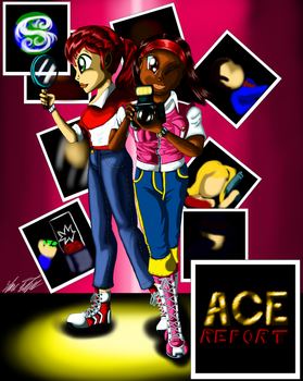 Ace Report Gina Williams by MrSman5