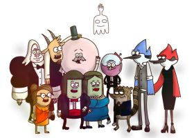 Regular Show by 1Thisname