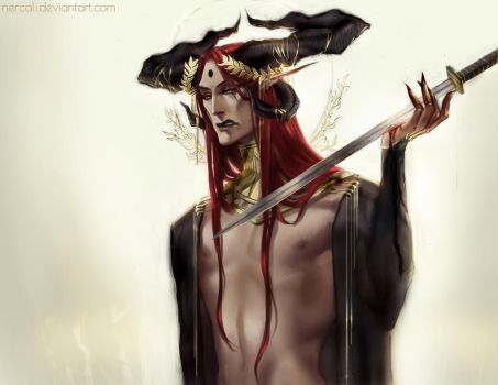 Nathe Lord Lyvicus the II by nercali