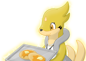 Lizzy's Pancake by BuizelCream