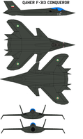 Qaher F-313 Conqueror by bagera3005