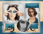Png Pack 1030 // Lily Collins by confidentpngs