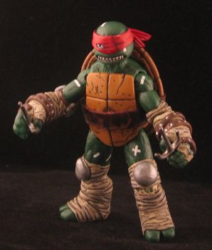Mike Dialynas Raph TMNT by plasticplayhouse