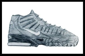 nike shoe by juntao