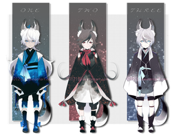 ADOPTABLES - set price [CLOSED] by 30121