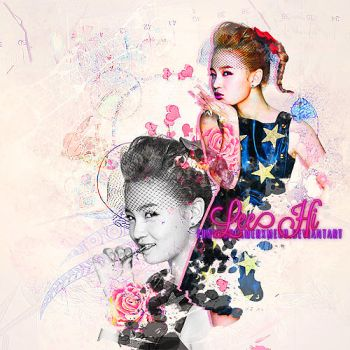Lee Hi by FunnyDreamerxMegu