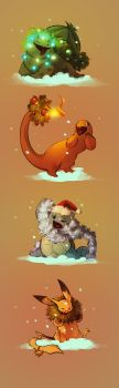 have a merry pokemonz by CoconutMilkyway